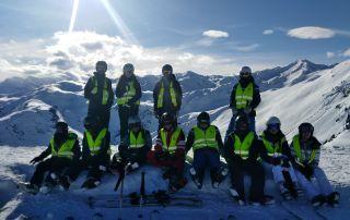 Wintersportprojekt 2018